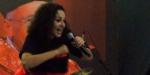 Cantora católica de axé anima último dia do 'Hosana'