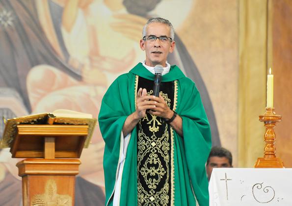Padre Vagner Baia - Foto: Arquivo cancaonova.com