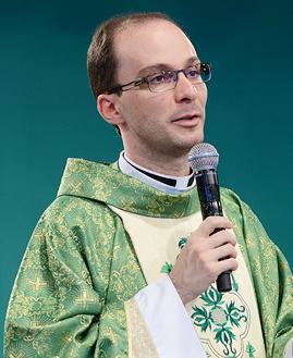 Padre Alexandre Alessio - Foto: Daniel Mafra