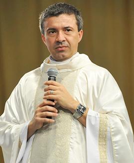 Padre Silvio Cezar - Arquivo CN