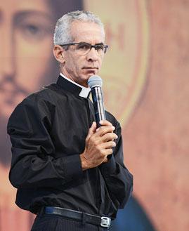 Padre Vagner Baia. Foto: Arquivo Canção Nova.