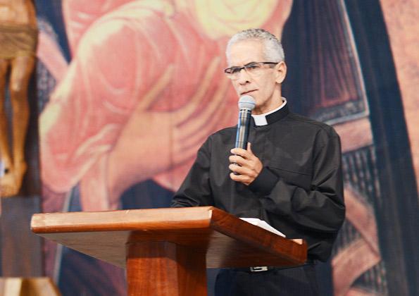 Padre Vagner fala sobre as feridas emocionais como causa de problemas em nossa vida. Foto: Arquivo Canção Nova