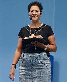 Irma Maria Eunice - Foto: Daniel Mafra