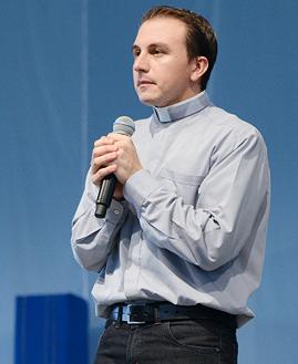 Padre Gevanildo Augusto Torres - Foto: Daniel Mafra/cancaonova.com