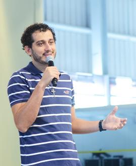 Emanuel Stênio - Missionário da Comunidade Canção Nova