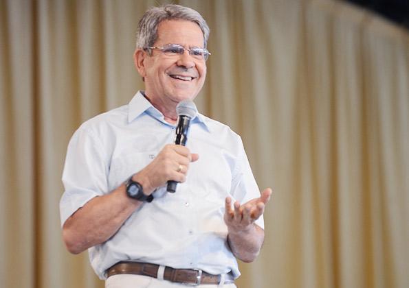 Prof. Felipe Aquino. Foto: Wesley Almeida/cancaonova.com