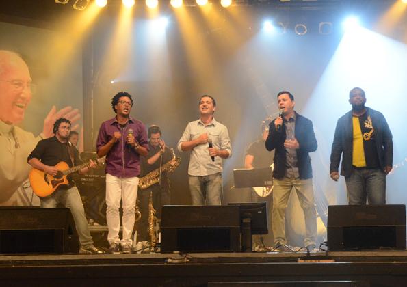 Canção Nova reúne grandes músicos católicos para um