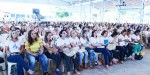 Pregaçao do Márcio Mendes Missionário da Canção Nova/ Foto: Wesley Almeida/cancaonova.com