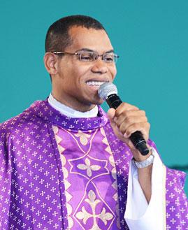 Padre Antônio Xavier - Arquivo cancaonova.com