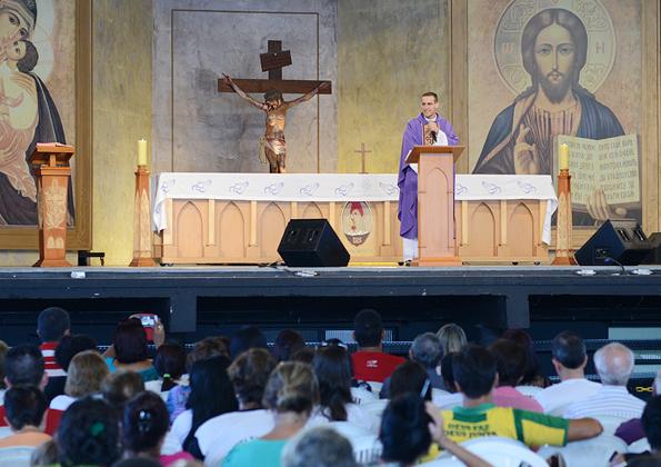 Missa com Padre Anderson Marçal - 595x420