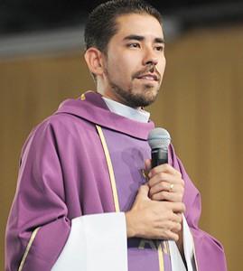 Padre Fabrício Andrade - Foto: arquivo cancaonova.com