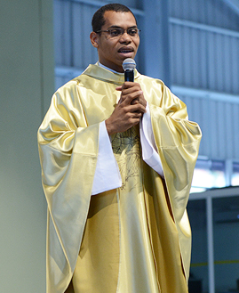 Padre Xavier  - foto: Daniel Mafra