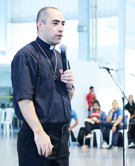 Padre Antonio Aguiar - Foto: Wesley Almeida/cancaonova.com