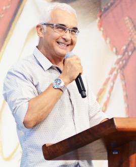 Ricardo Sá, missionário da Comunidade Canção Nova. Foto: Wesley Almedia/cancaonova.com