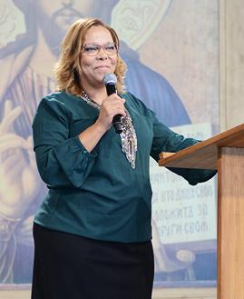 Antonieta Sales. Foto: Daniel Mafra/cancaonova.com