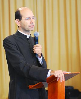 Pregação Padre Paulo Ricardo