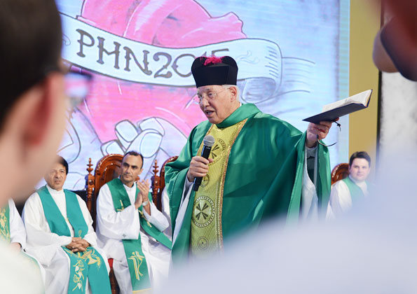 Monsenhor Jonas Abib. Foto: Wesley Almeida/cancaonova.com