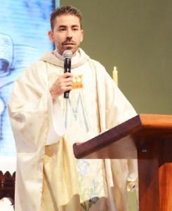 Padre Fabrício Andrade - Foto: Wesley Almeida/cancaonova.com