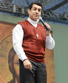 Padre Chrystian Shankar - Foto: arquivo cancaonova.com