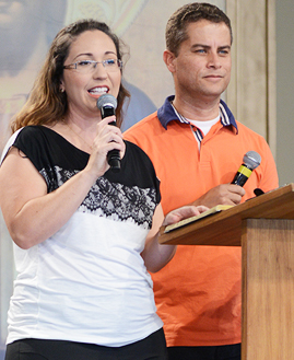 Virlaine e Jailson. Foto: Daniel Mafra/cancaonova.com