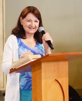 Adelita Frulane. Foto: Wesley Almeida/cancaonova.com