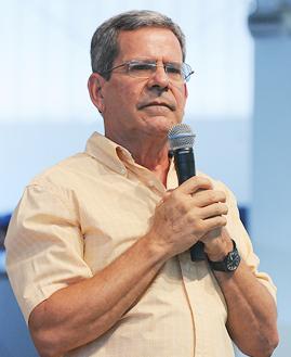 Professor Felipe Aquino. Foto: Arquivo Canção Nova.