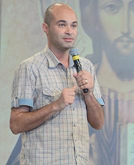 André Florêncio. Foto: Arquivo/cancaonova.com