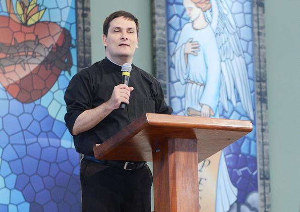 Padre Antonio Jose / Arquivo CN