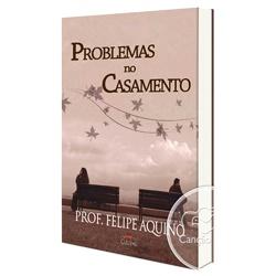 """Adquira o livro """"Problemas no Casamento"""""""