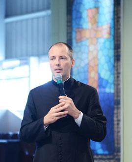 Padre Duarte Lara/ Foto: Wesley Almeida