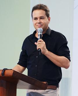 Márcio Mendes. Foto: Wesley Almeida/cancaonova.com