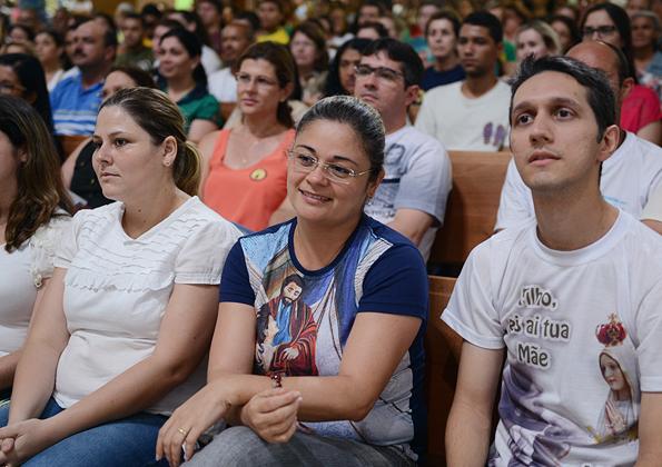 Participantes do Hosana Brasil