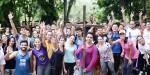 Após acampamento, jovens testemunham experiências do evento
