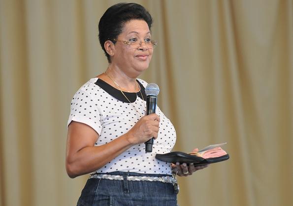 Missionaria da Comunidade Canção Nova - Irmã Maria Eunice