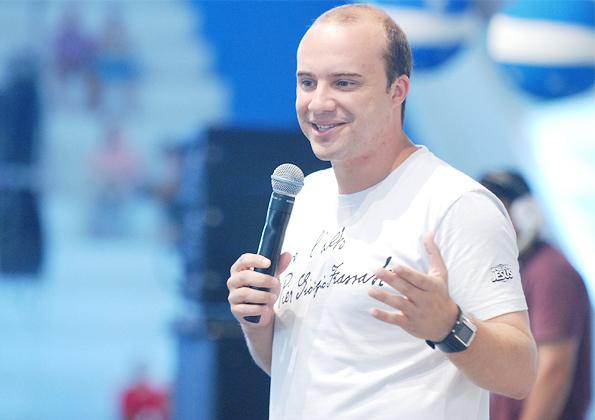 Adriano Gonçalves – foto: arquivo cancaonova.com
