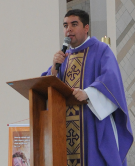 Padre José Custódio - Foto: Regiane Calixto/cancaonova.com