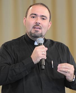 Padre Bruno Costa. Foto: Arquivo cancaonova.com