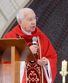 Monsenhor Jonas Abib. Foto: ArquivoCN