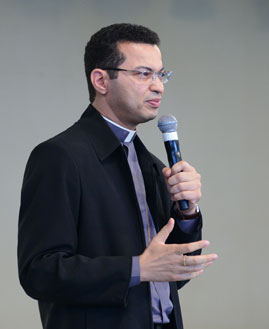 Padre Delton. Foto: Arquivo Cancaonova.com