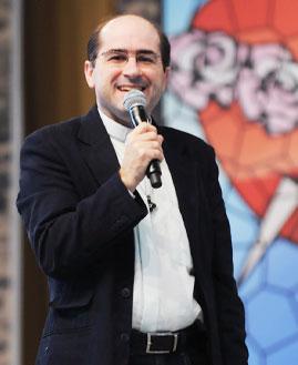 Padre Joãozinho. Foto: Arquivo/cancaonova.com