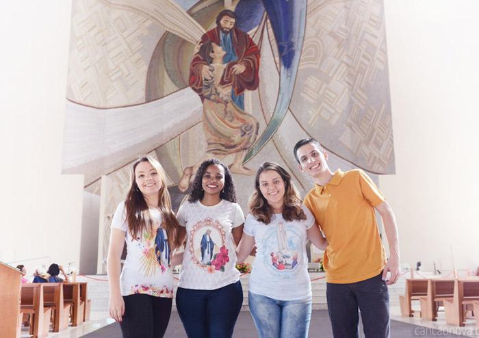 Santuário do Pai das Misericórdias - cancao nova