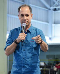 Dunga. Foto: Wesley Almeida/cancaonova.com