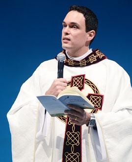 Padre Adriano Zandoná/Arquivo CN