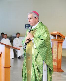 Dom Devair, Bispo Auxiliar de São Paulo- Foto: Wesley Almeida