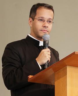 Padre Demétrio. Foto: Daniel Mafra/cancaonova.com