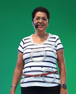 Irmã Maria Eunice. Foto: Paula Dizaro/cancaonova.com
