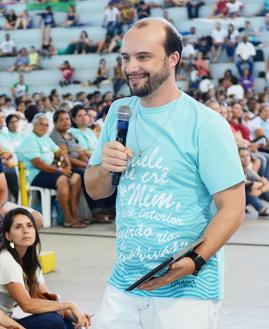 Adriano Gonçalves Foto: Wesley Almeida/cancaonova.com
