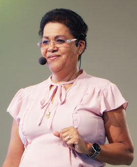 Irmã Maria Eunice Foto: Wesley.Almeida/cancaonova