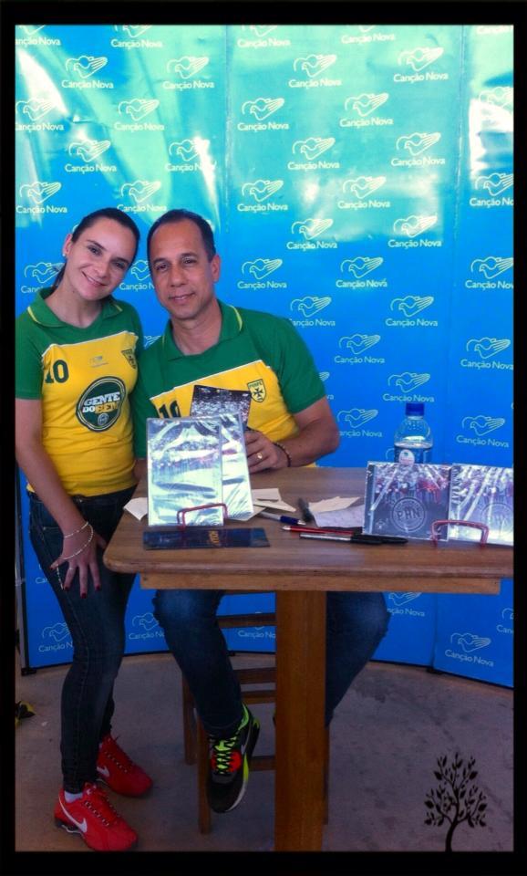 Andréia Melo - Hosana Brasil 2014