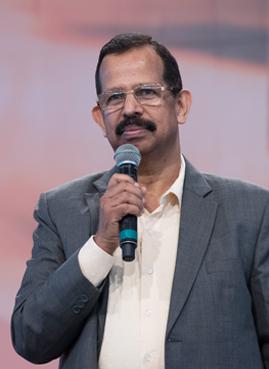 A oração pode mudar o destino de uma nação - Cyril John RCC India